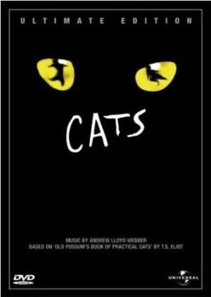 Cats: The 1st time was on Broadway. My amazing boyfriend & now husband took me to NYC 1999. Then we took the kids to TPAC a few years later.