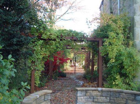Japanese Garden Structures | Japanese Pergola | Garden Patio Designs UK