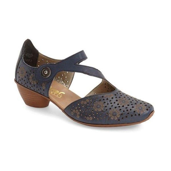 Rieker Antistress 'Mirjam' Pump, 1 34 heel ($115) via fCtUc