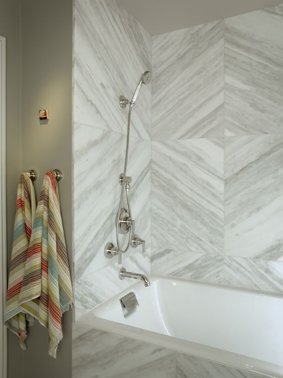 Do This On Wall And Floor For Master Bath With The Tile