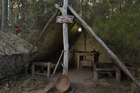Living Conditions On The Australian Gold Fields & Mineru0027s Tent | Eureka Stockade | Pinterest | Gold rush and Tents