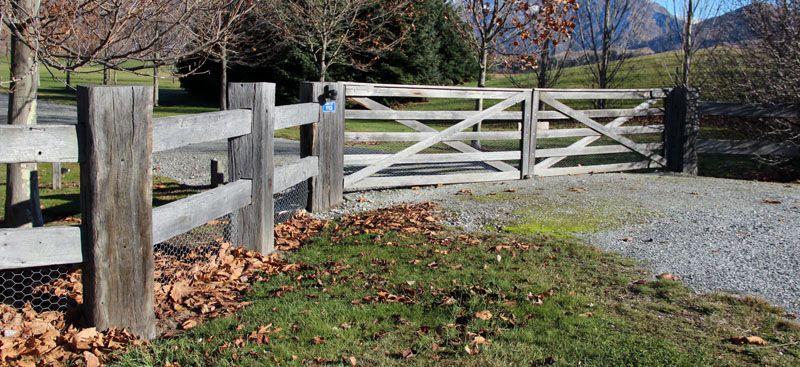 Ironwood Recycled Timbers Ltd Hardwood New Zealand Gates