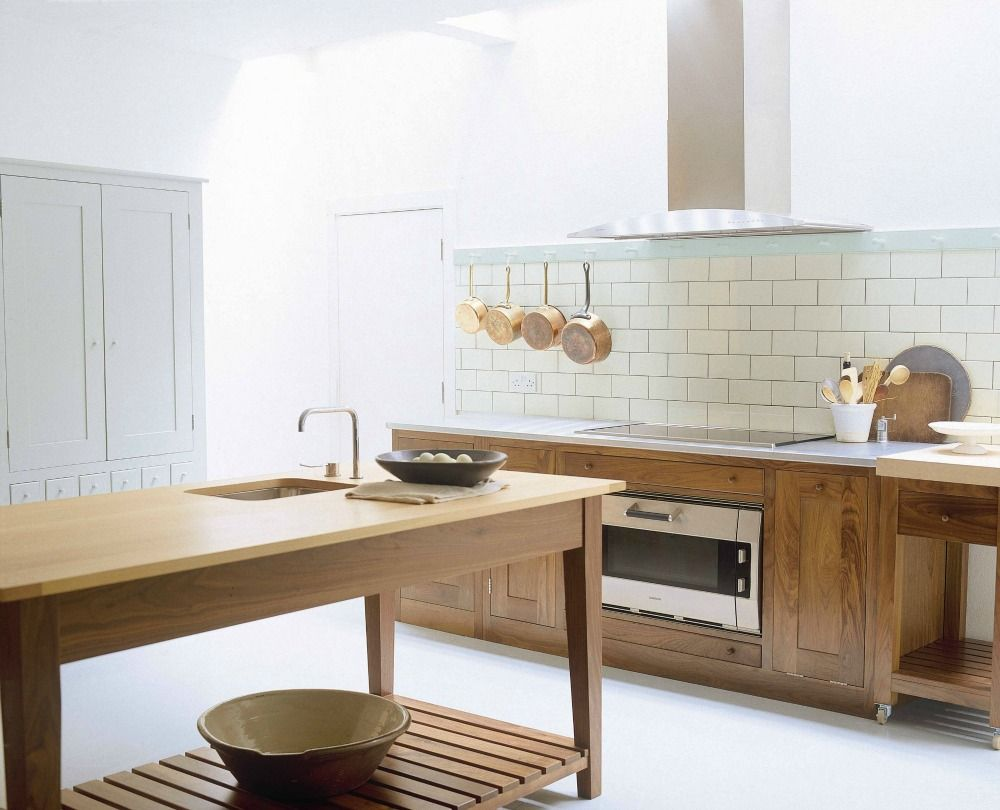The Williamsburg kitchen by Plain English - | Crazy Cool ...