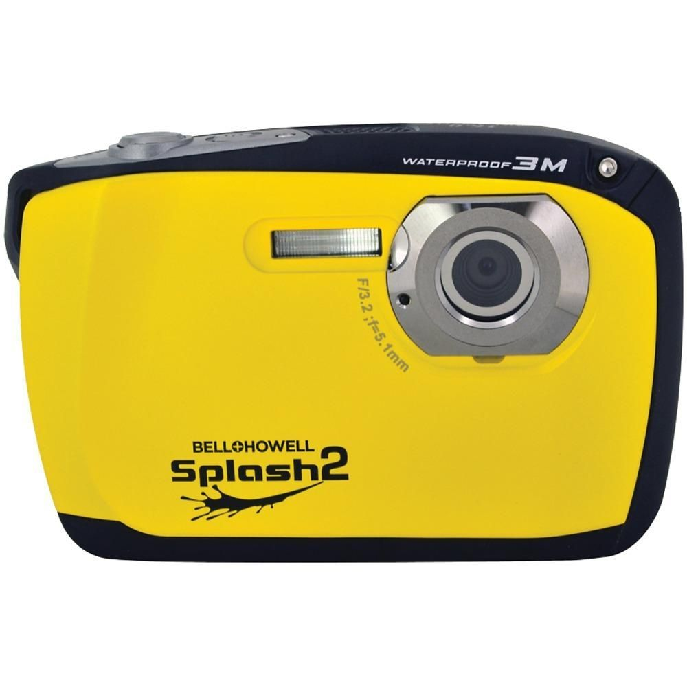 Bellhowell megapixel Wp Splash Hd Waterproof Digital Camera