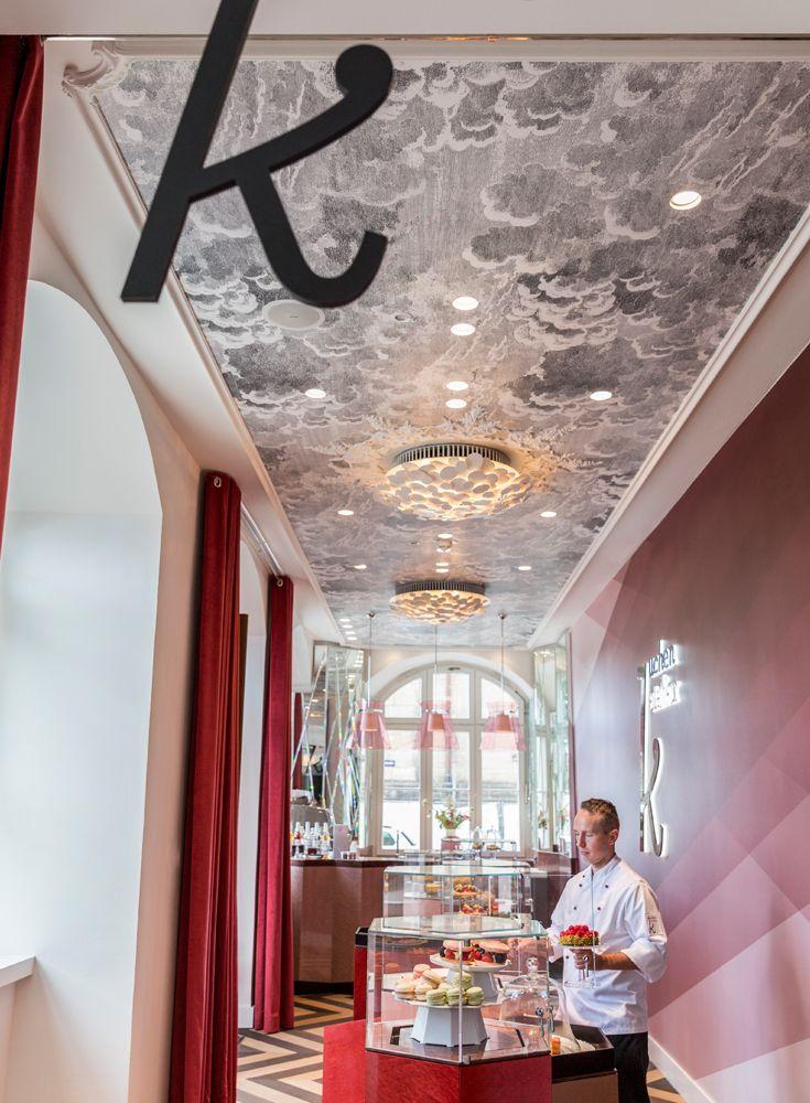 Enjoy Coffee And Cake In Cafe Kuchen Atelier At The Gewandhaus
