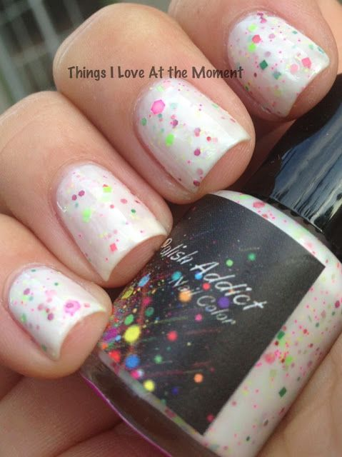 Things I Love At the Moment: Polish Addict-Swatches and Reviews