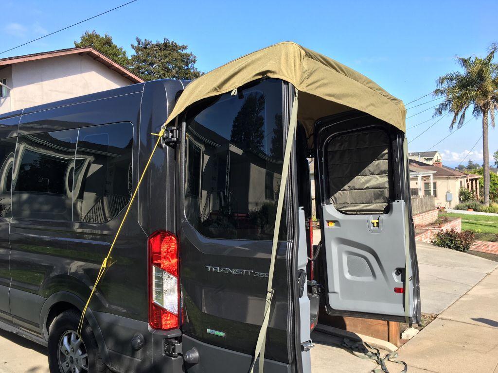 Camper Van Conversions Family Wagon Simple