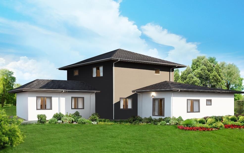 Burgos ytong 180m2 casas pinterest constructoras de for Constructoras de casas