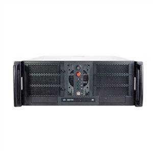Chenbro RM41300-F1 No Power Supply 4U Open-bay Rackmount Server Chassis w/ 1x Do