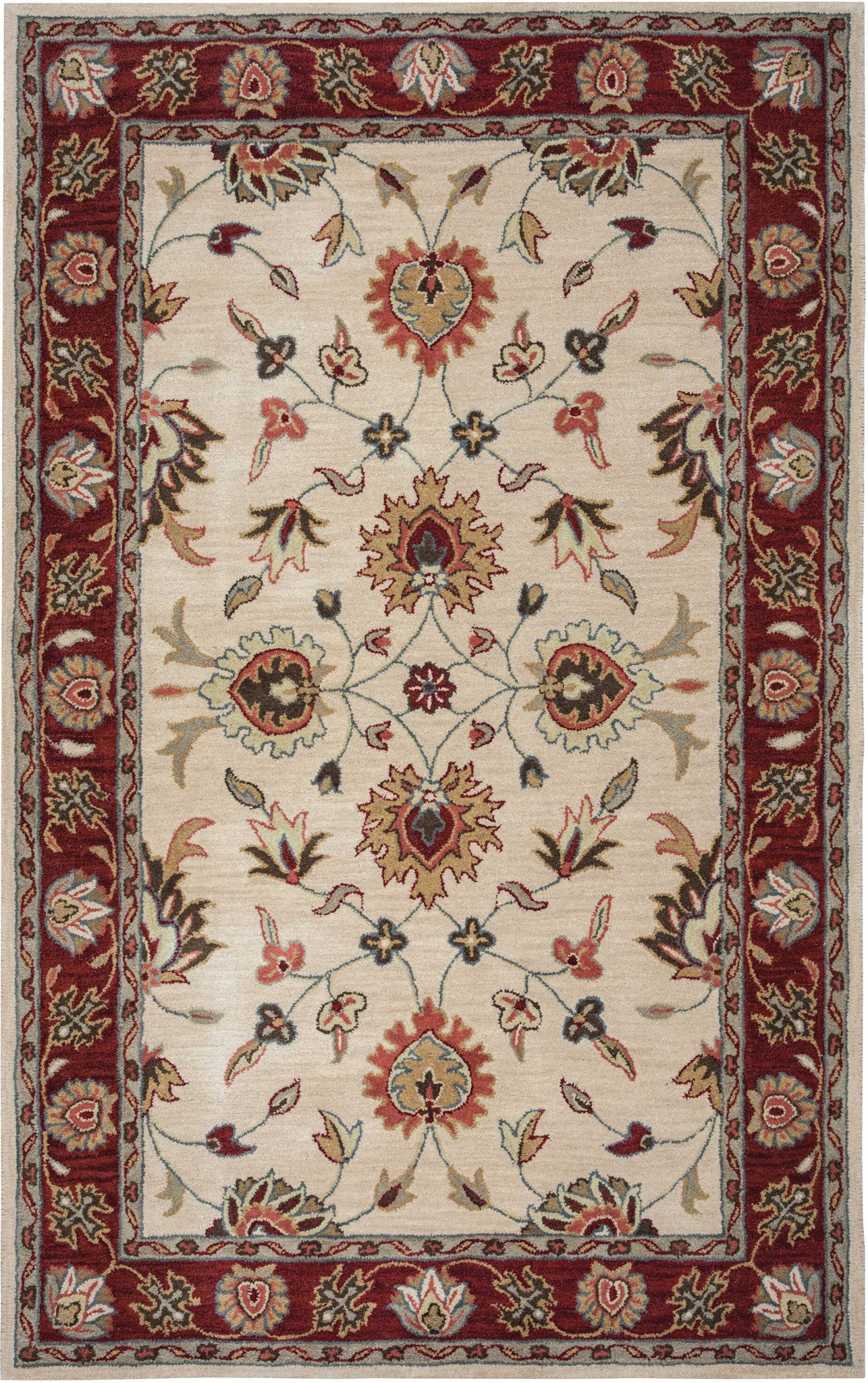 Rizzy Valintino Vn9666 Area Rug In 2020 Area Rugs Rugs Wool Area Rugs