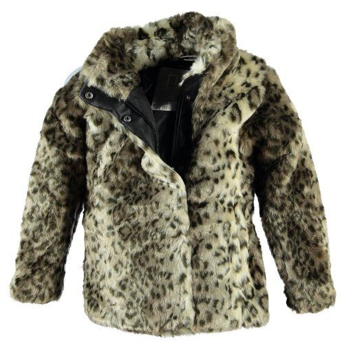 Winterjas 104.Name It Fake Fur Winterjas Va 104 Olliewood Winterjassen