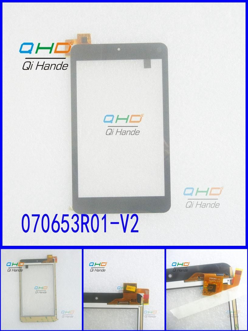 [Visit to Buy] 7'' inch Tablet Capacitive Touch Screen Replacement For CUBE U67GT iwork7 touchscreen 070653R01-V2 Digitizer Glass Sensor #Advertisement