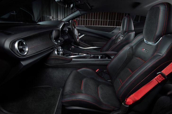 2018 Chevrolet Camaro Zl1 1le Interior Chevrolet Camaro Camaro Zl1 Chevrolet Camaro Zl1