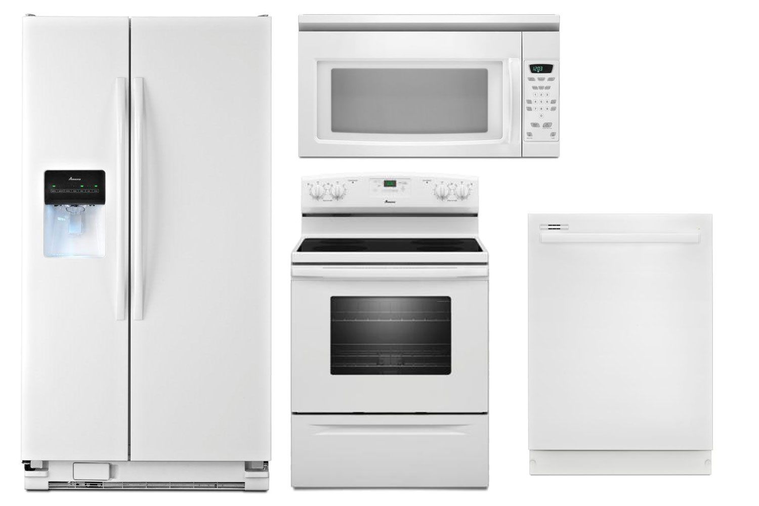 appliance suite appliance package amana