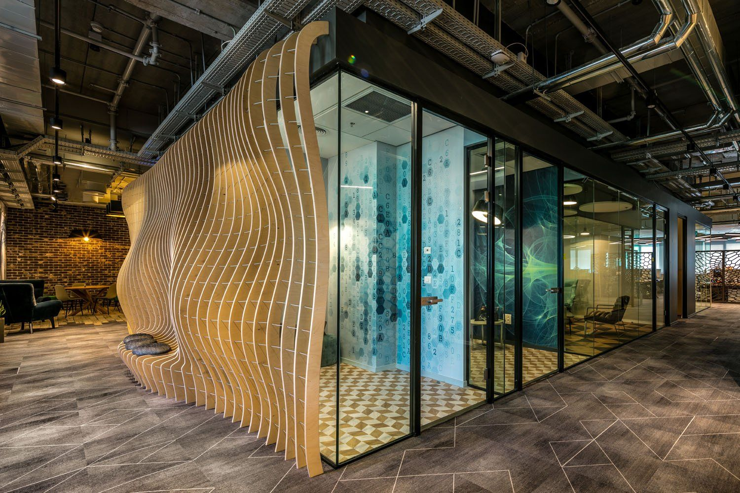 Office Tour: GE Healthcare Offices – Haifa | Design Strategy Images