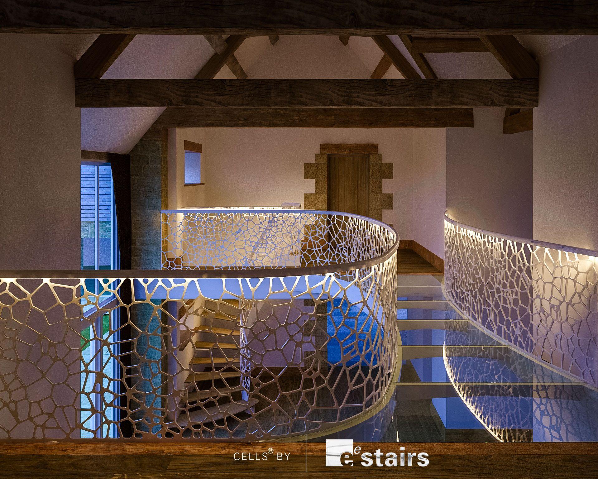 Cells (Görüntüler ile) Merdivenler