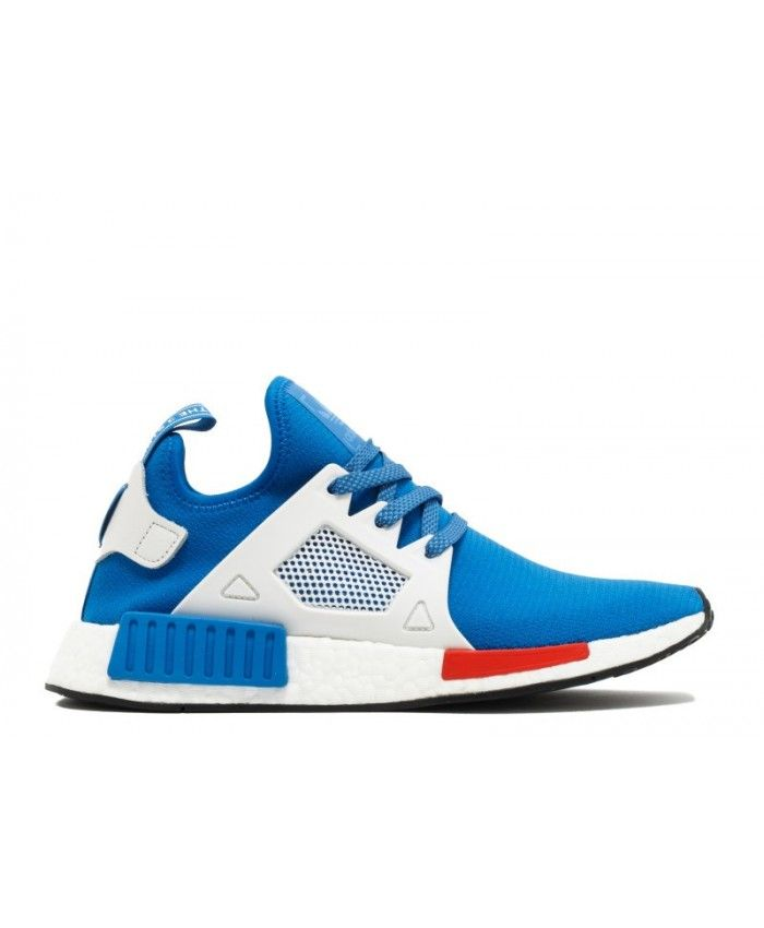 adidas nmd homme bleu blanc rouge
