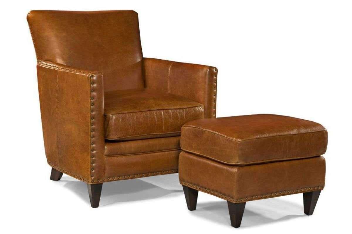 Leone Quick Ship Track Arm Tight Back Leather Chair In 2021 Leather Chair Ottoman Chair And Ottoman Leather Club Chairs Leather club chair and ottoman