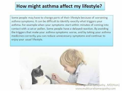 Frequently Asked Question about ASTHMA