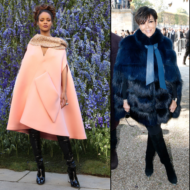 15 Looks You May (Or May Not) Love From Paris Fashion Week