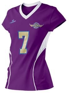e61014a013 Alleson F181W Women s Volleyball Jerseys  34.39-love this style of jersey  just need it in green black and white )