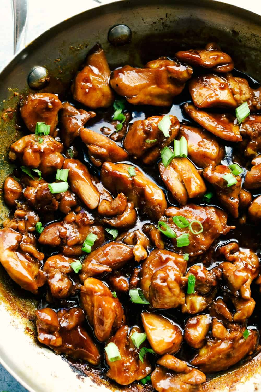 Best bourbon chicken with images quick chicken recipes