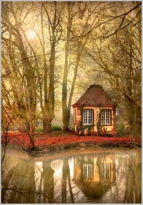 River Cottage, Alsace, France