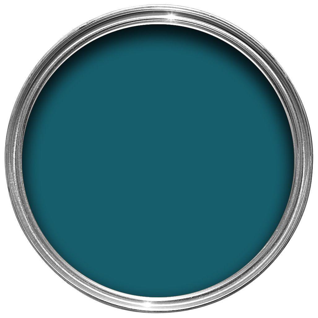 Dulux Once Teal Tension Matt Emulsion Paint 2 5l Rooms Diy At B Q Dulux Satin Paint Bathroom Paint Colors