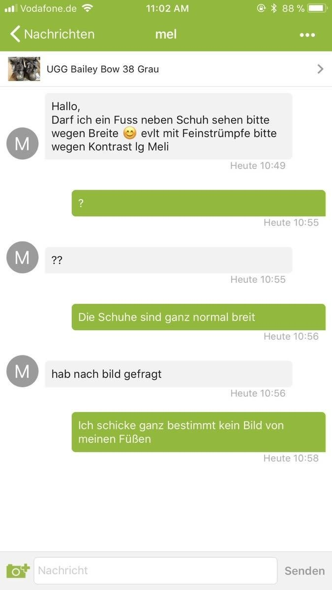 Ebay Kleinanzeigen Chat