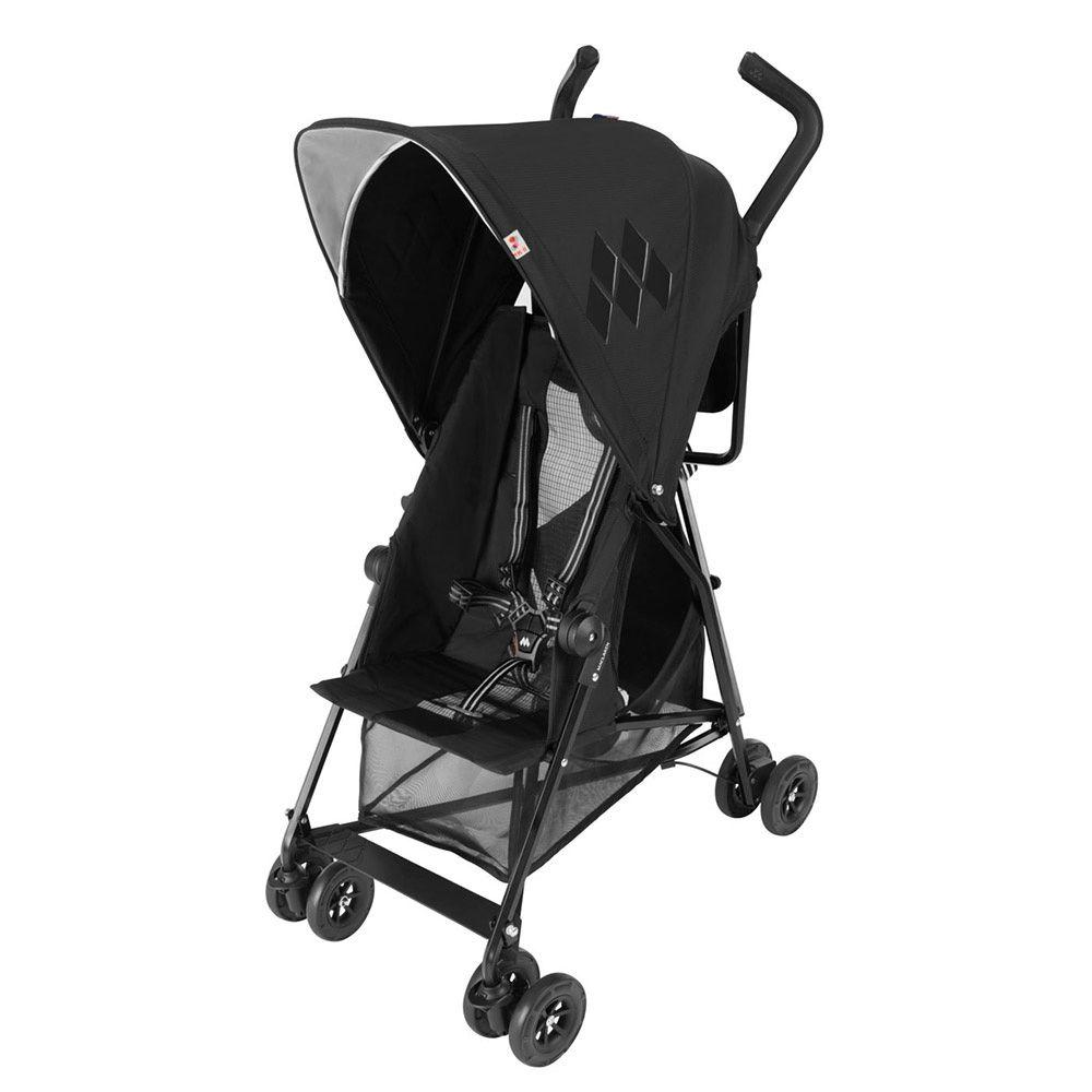 Maclaren Mark II Recline Pushchair Black Stroller, Best