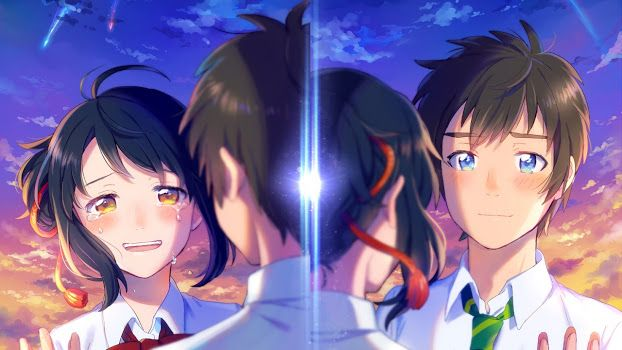 Watch Kimi No Na Wa English Subbed In HD On 9animeto Your Name Online For Free High Quality Late