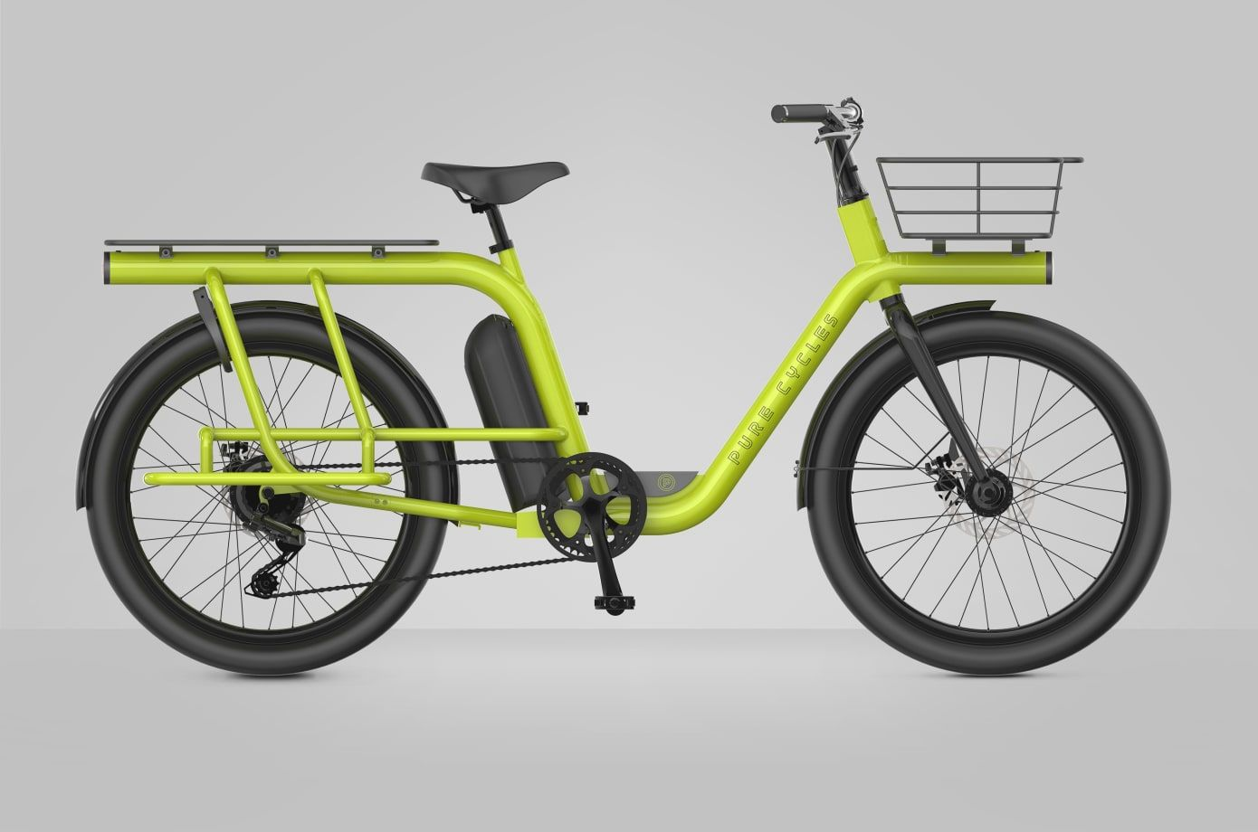 Capacita The Most Affordable Smart Cargo E Bike Indiegogo Electric Bike Cargo Bike Electric Cargo Bike