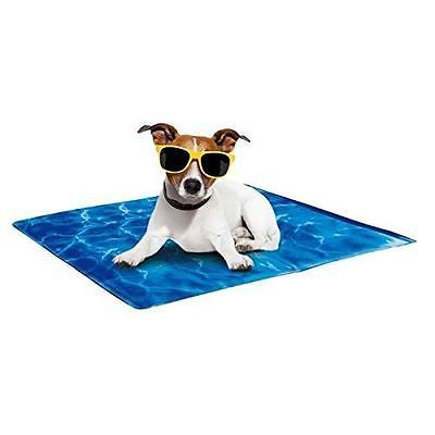 Self Cooling Gel Pad Pet Bed Dog All For Paws 20 X 16 With