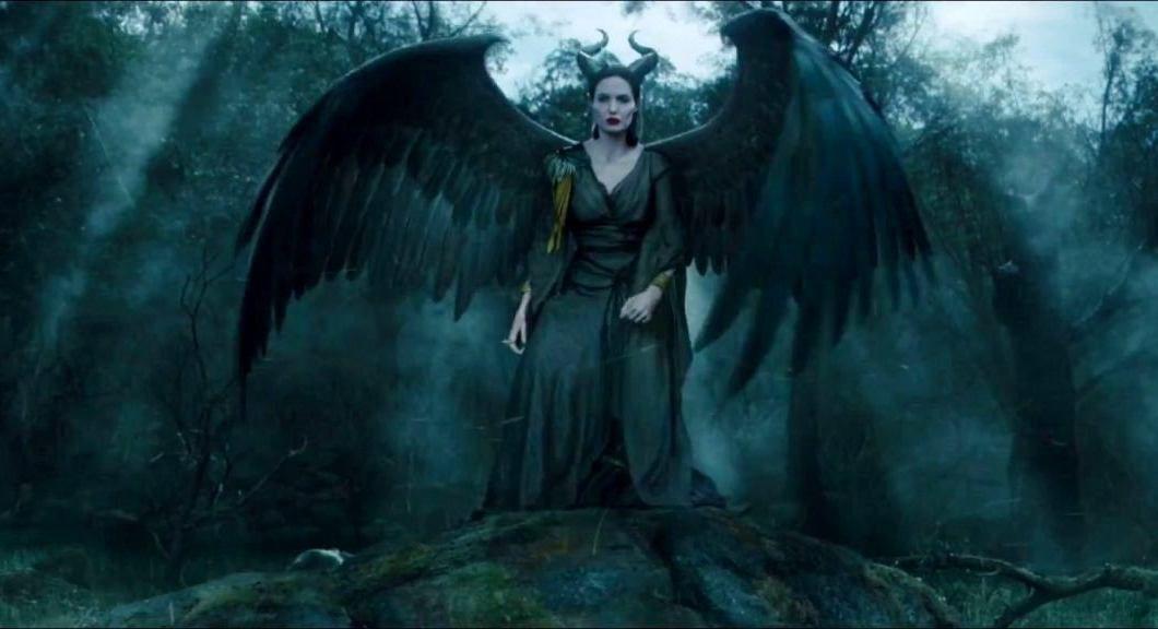 Maleficent Girl K Wide Wallpaper HD Wallpapers 12801024