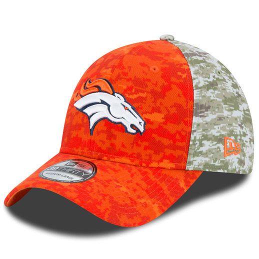New Era 39Thirty Cap Salute to Service Denver Broncos