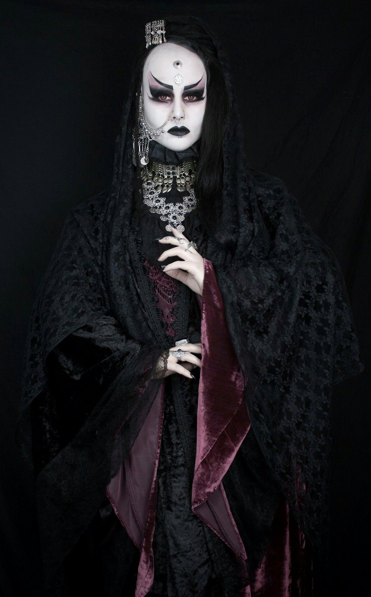 Gothic image by Spiro Sousanis Gothic beauty, Gothic