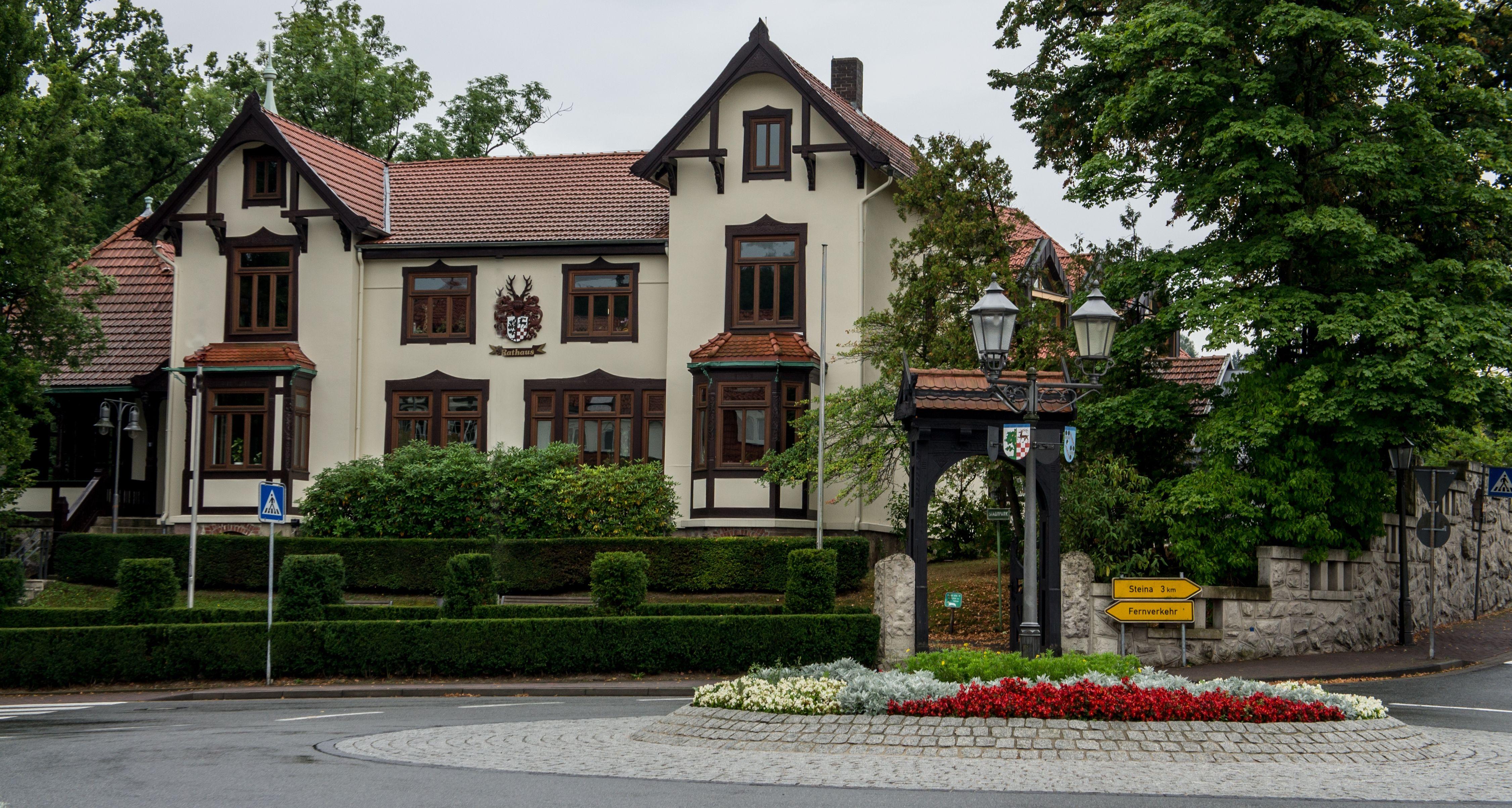 Rathaus Bad Sachsa