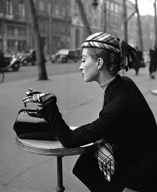 1953, Elle Magazine