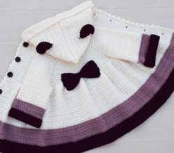 Toddler Girls Hoodie Cardigan Free Pattern