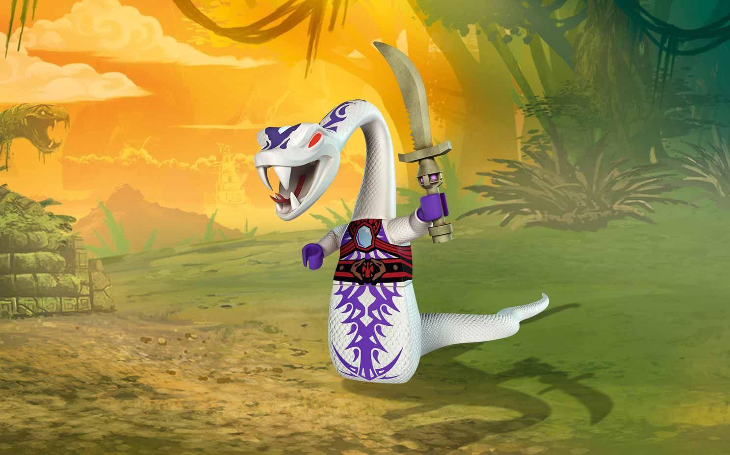 pythor  personajes  lego ninjago ninjago lego