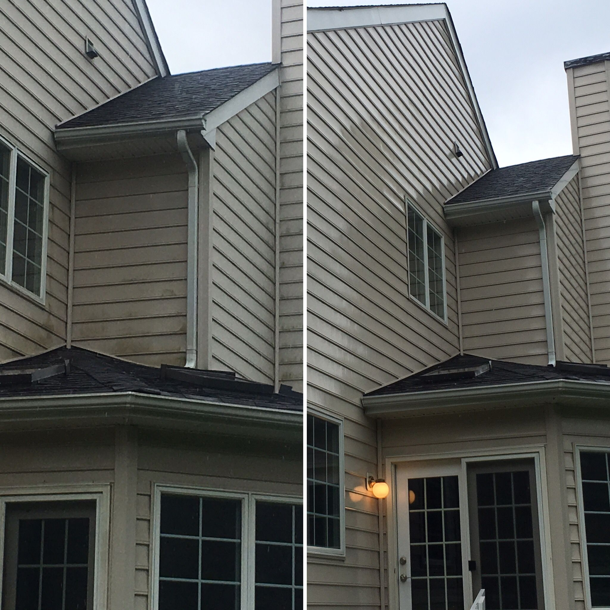 Cleaning Siding Mold And Mildew Removal With A Power Wash Service Call Us For A Free Quote 571 505 8868 Or Go T Clean Siding Mildew Remover Mold And Mildew