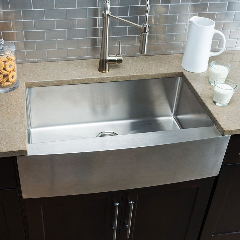 Miseno Mss3320f With Images Farmhouse Sink Kitchen Stainless
