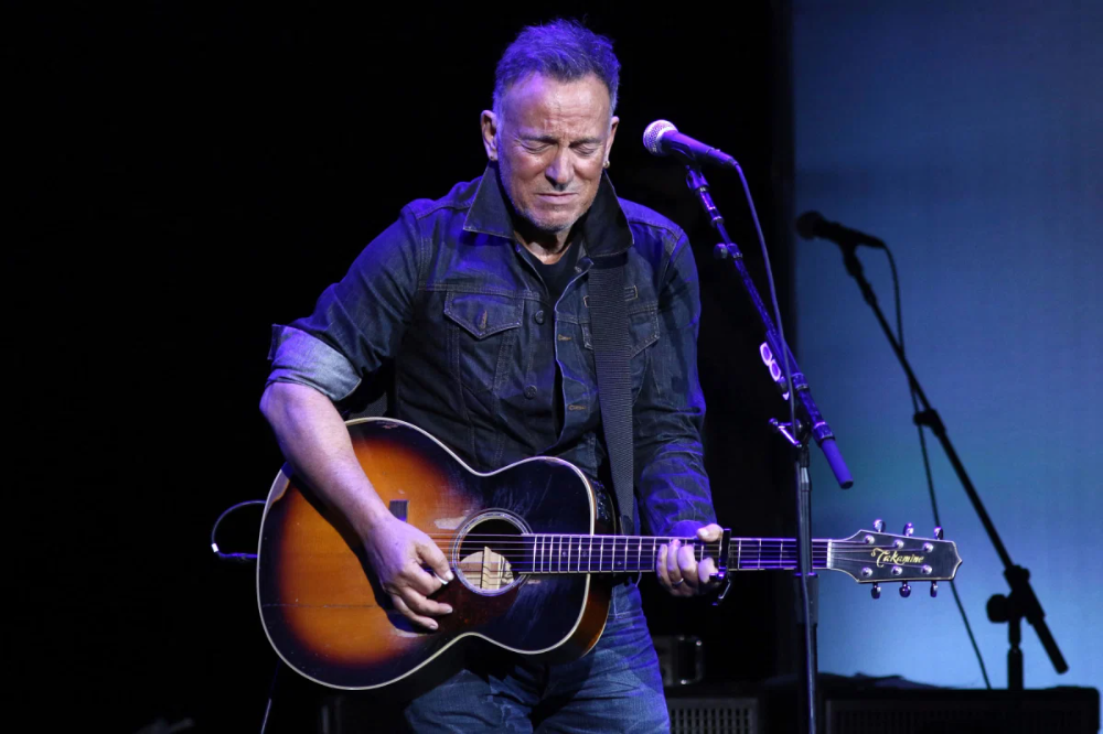 Bruce Springsteen 'We Remain Haunted By Our Original Sin