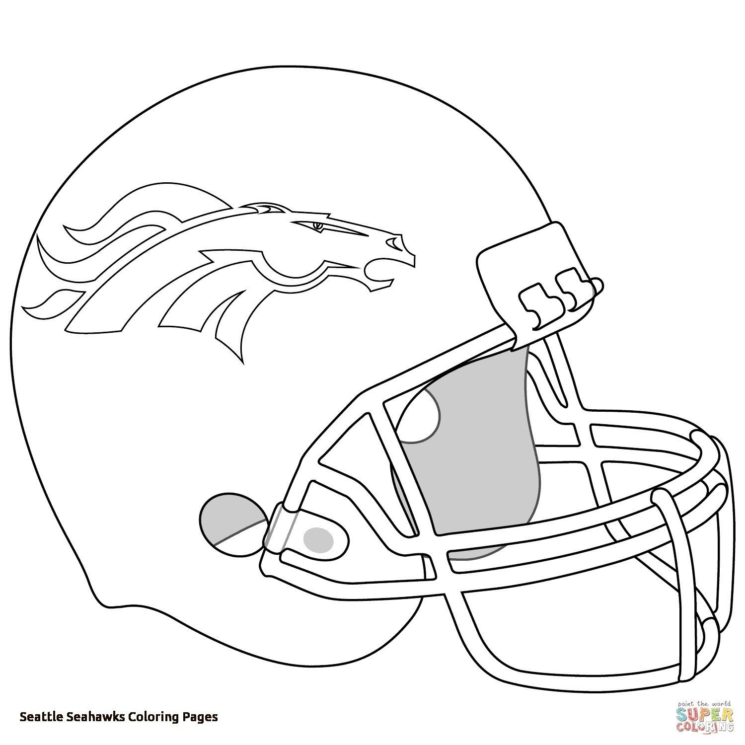 Football Helmet Coloring Pages 01 Football Coloring Pages Football Template Football Helmets