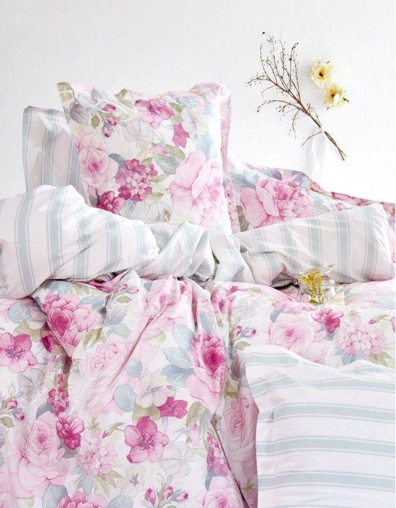 Karaca Home Delbin Ranforce Cift Kisilik Nevresim Takimi Karaca Home Home Textile Home Sweet Home