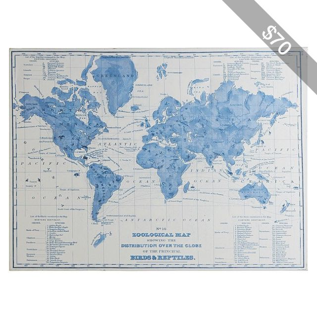 Pier 1 imports world map art just because pinterest pier 1 imports world map art gumiabroncs