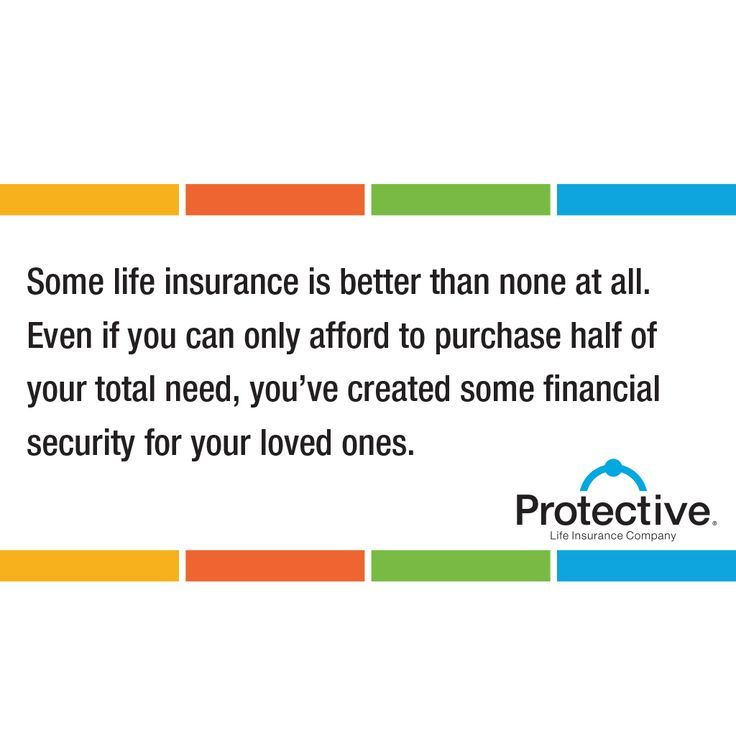 Some Life Insurance Is Better Than None At All Insuran Buying