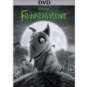 Frankenweenie (DVD) - Walmart.com