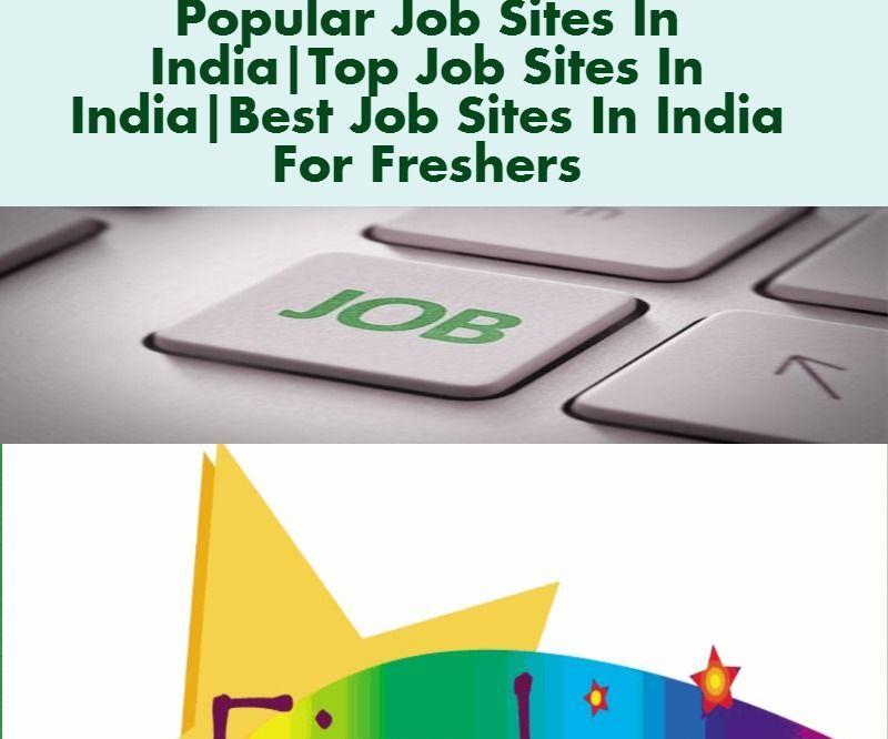 Popular Job Sites in India India