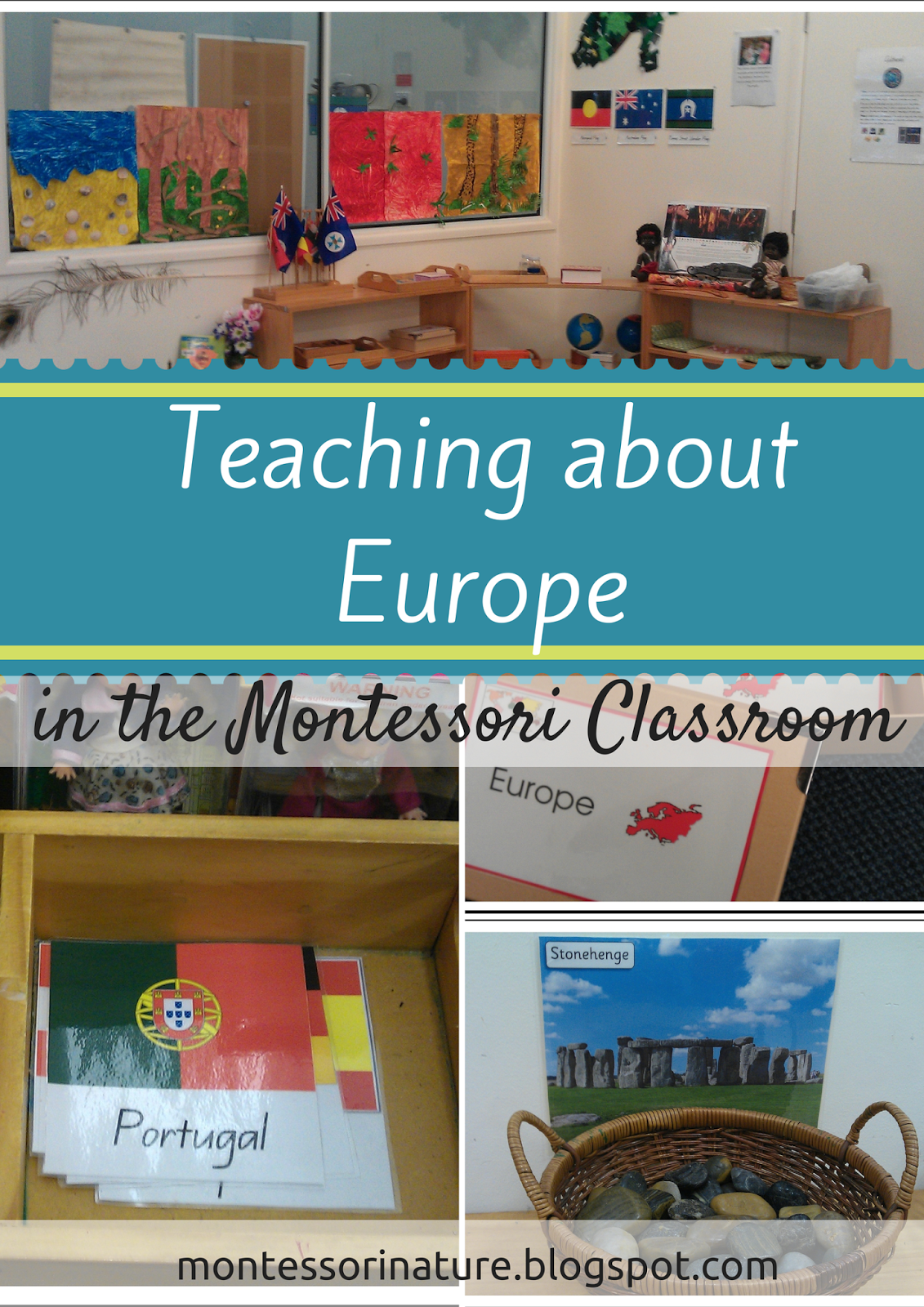 Montessori Nature Teaching About Europe In The Montessori